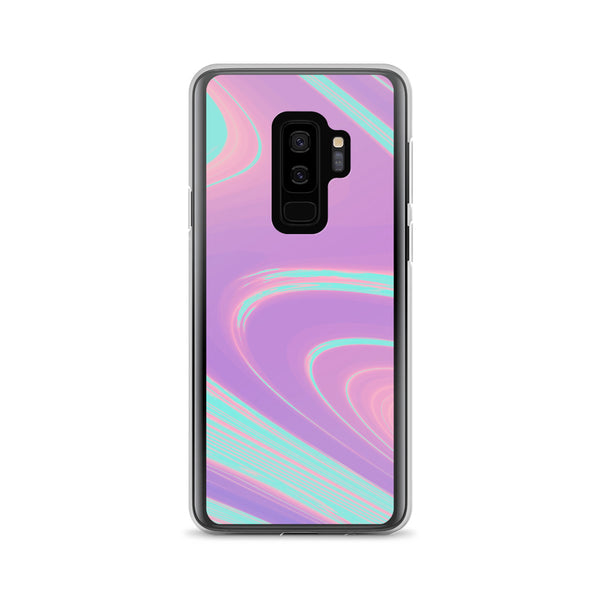 Cotton Candy Clouds Trippy Phone Case (Samsung) - Samsung Galaxy S9+ - Samsung Case