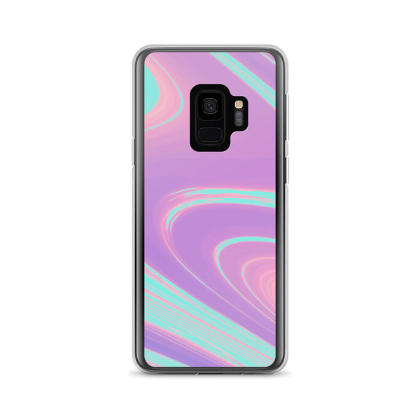 Cotton Candy Clouds Trippy Phone Case (Samsung) - Samsung Galaxy S9 - Samsung Case