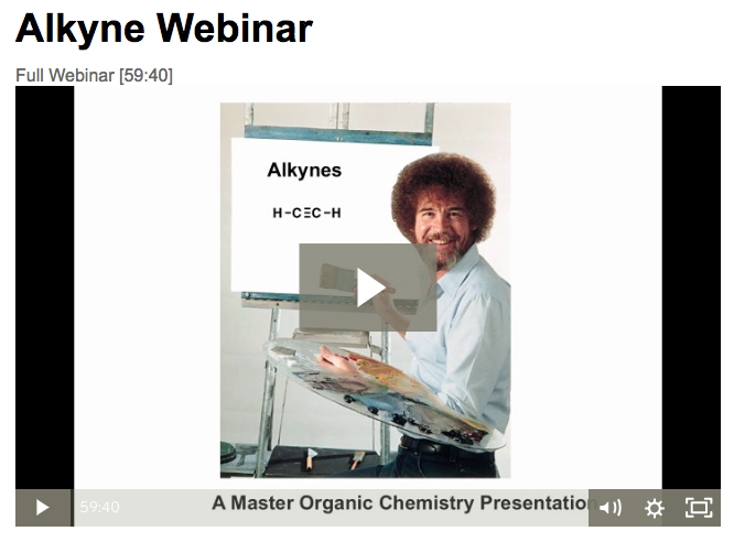 Classic Alkene + Alkyne Exam Preparation Set (With Video Solutions)