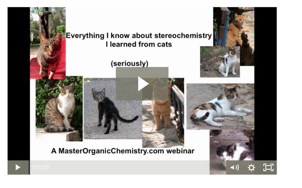 Classic Stereochemistry Exam Preparation Set (With Video Solutions)