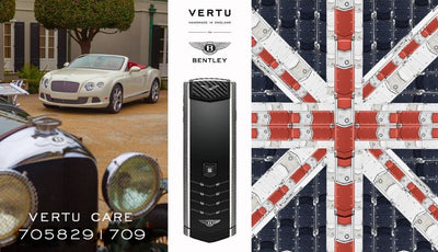 Vertu Mobile Phone In Kolkata