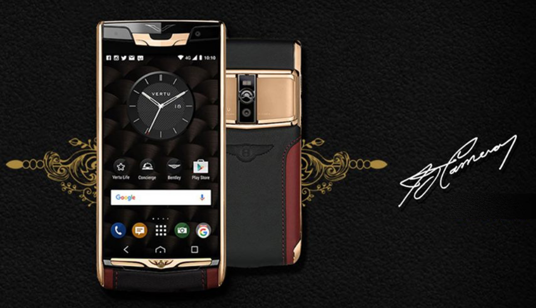 Buy Vertu Mobile Phones Online