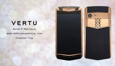 *NEW LAUNCH ALERT* VERTU ASTER P RED GOLD 6GB + 256 GB AVAILABLE NOW