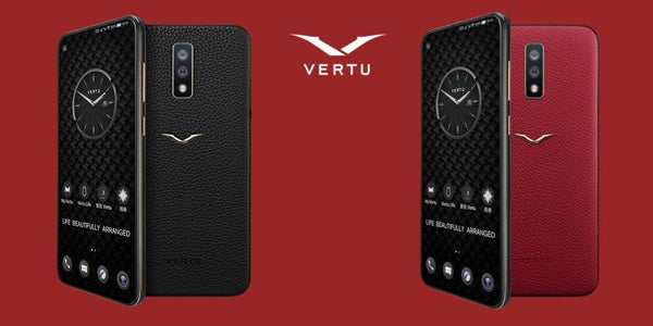 LATEST VERTU MOBILE PHONE LAUNCHED IN INDIA, CALLED THE 'VERTU LIFE VISION'
