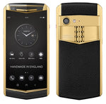 Vertu Aster P Gold Touch Screen Android Luxury Mobile Phone | 6GB RAM + 256GB Storage