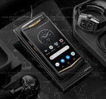Vertu Aster P Black Gold Touch Screen Android Luxury Mobile Phone | 6GB RAM + 256GB Storage