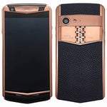 Vertu Aster P Red Gold Touch Screen Android Luxury Mobile Phone | 6GB RAM + 256GB Storage