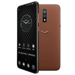 Vertu Life Vision Walnut Brown Android Luxury Mobile Phone | 8GB RAM + 128GB Storage