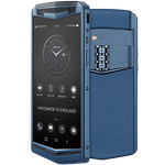 Vertu Aster P Blue mobile phone