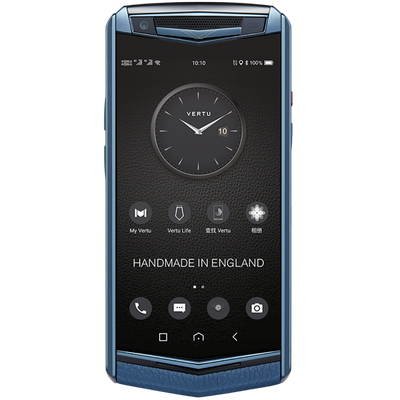 Vertu Aster P Blue price in india