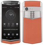 Vertu Aster P orange in India