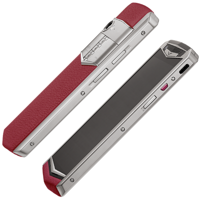 Vertu Aster P red phone