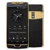Vertu Constellation black gold in india