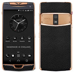 Vertu Constellation black rose gold price