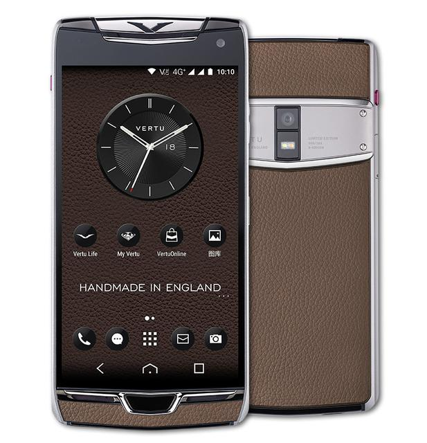 Vertu Constellation brown in india