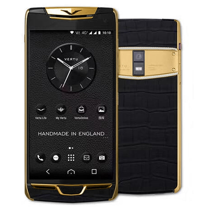 Vertu Constellation diamonds mobile phone