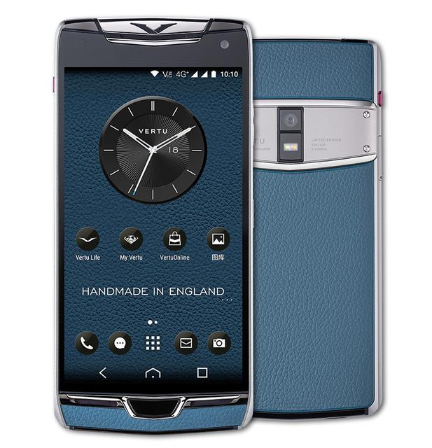 Vertu Constellation grey blue in india