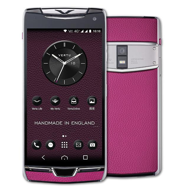 Vertu Constellation pink in india