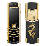 Vertu signature dragon gold limited edition