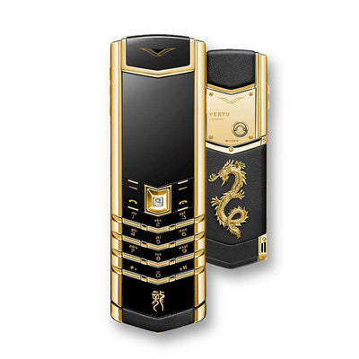 vertu Signature S Dragon price in india