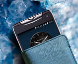 vertu constellation grey blue price in india