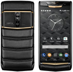 vertu signature touch pure jet red gold mobile phone