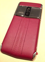 Vertu Signature Touch Pure Garnet Calf Red Luxury Mobile Phone | 4GB RAM + 64GB Storage