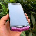 Vertu Aster P Made To Order in Violet Exotic Leather | 6GB RAM + 256GB Storage