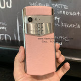 Vertu Aster P 'Made To Order' in Pink Leather | 6GB RAM + 256GB Storage
