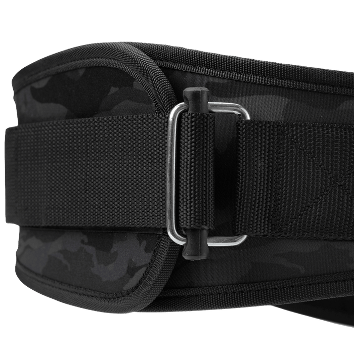 Camo Gym Belt - Dark Camo
