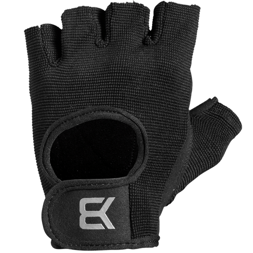 Basic Gym Gloves - Black