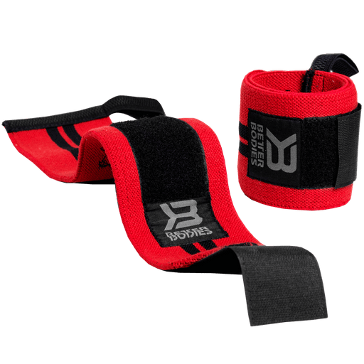 BB Wrist Wrap 18 inch - Bright Red