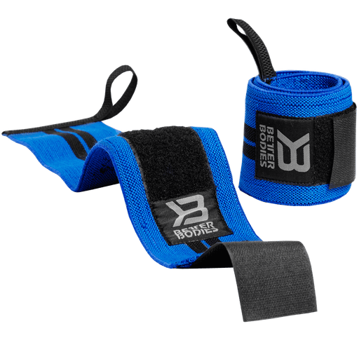 BB Wrist Wrap 18 inch - Strong Blue