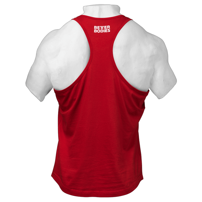 Essential T-back - Bright Red