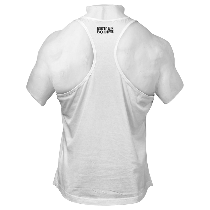 Essential T-back - White