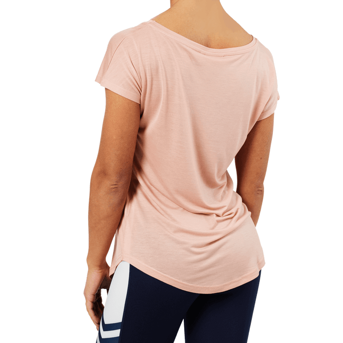Gracie Tee - Peach Beige