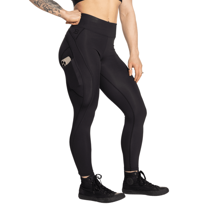 Legacy High Tights - Black