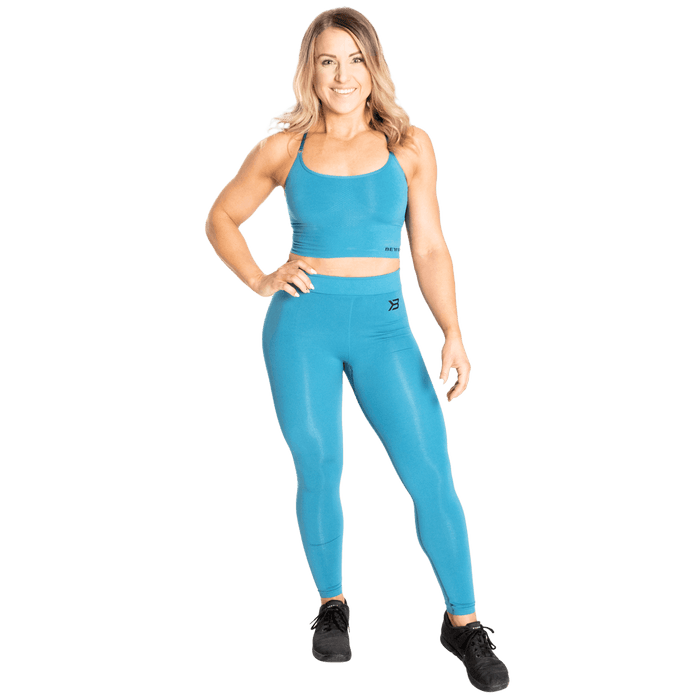 Rockaway Leggings - Dark Turquoise