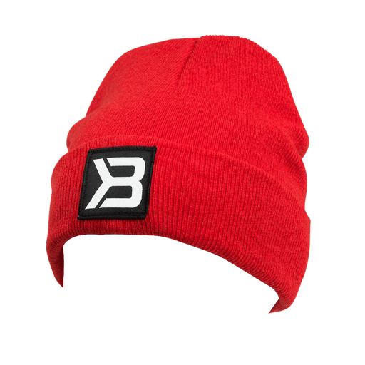Tribeca Beanie - Bright Red