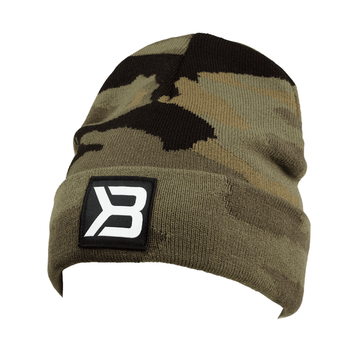 Tribeca Beanie - Dark Green Camo