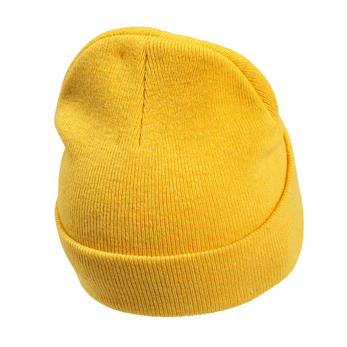 Tribeca Beanie - Yellow