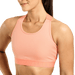 Waverly Elastic Bra - Peach