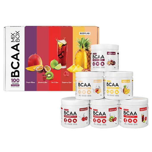BCAA Mix Box - 6x50g.