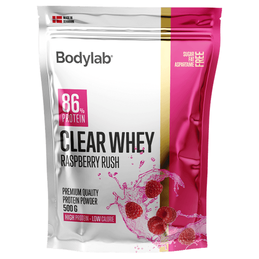 Clear Whey - 500g.