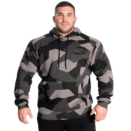 Gasp Logo Hoodie - Stealth Camo