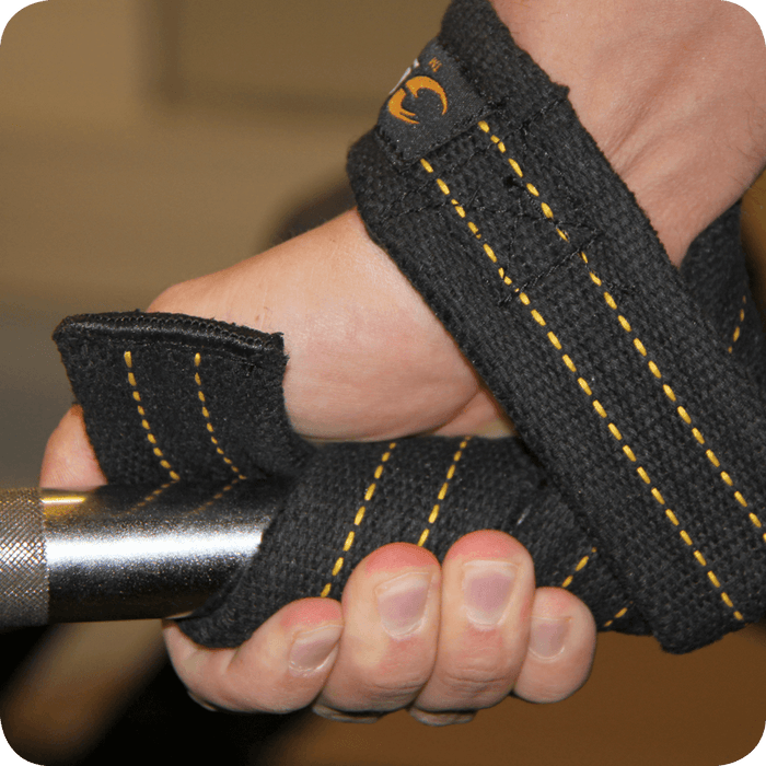 Lifting Straps - Black