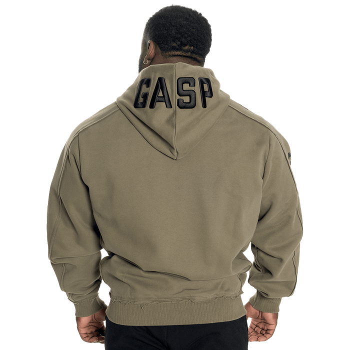 Pro Gasp Hood - Washed Green
