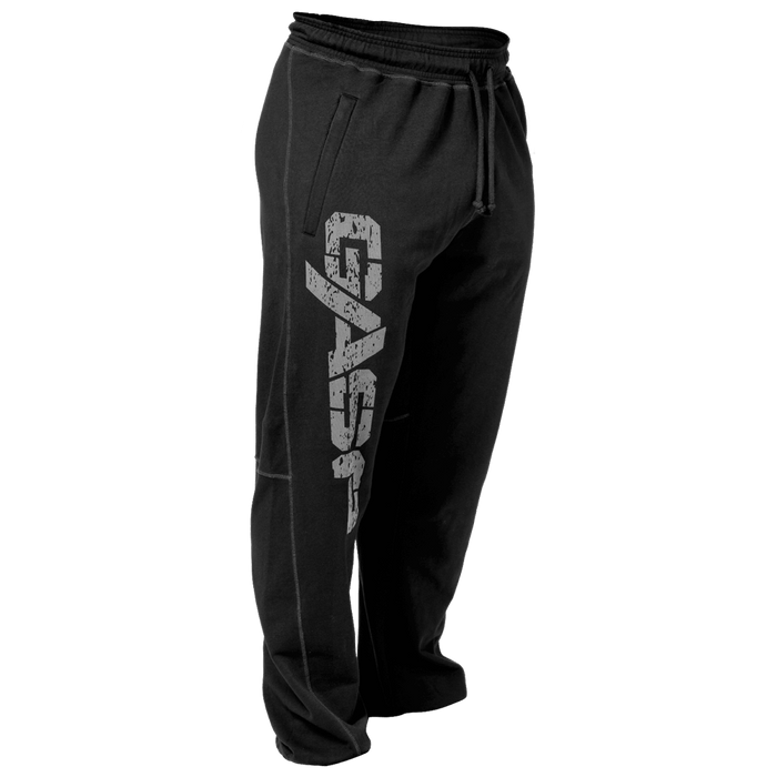 Vintage Sweatpants - Black