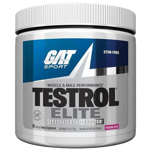 Testrol Elite Testosterone Booster - 30 serv.