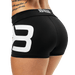 Gracie Hotpants - Black